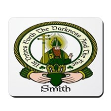 Smith Clan Motto Mousepad