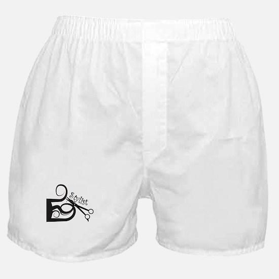 Hair Stylist/Beauticians Boxer Shorts