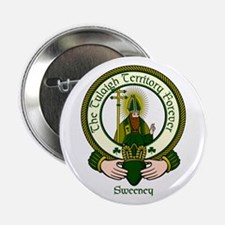 """Sweeney Clan Motto 2.25"""" Button (10 pack)"""