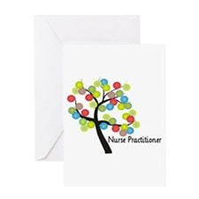 Nurse Practitioner II Greeting Card
