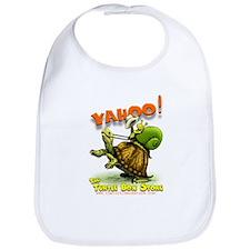 Turtle Box Bib
