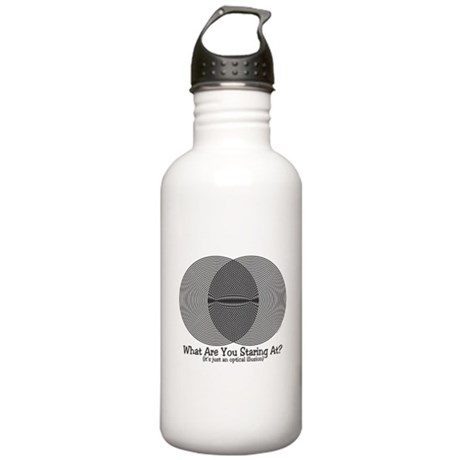 Funny Illusion 2 Stainless Water Bottle 1.0L