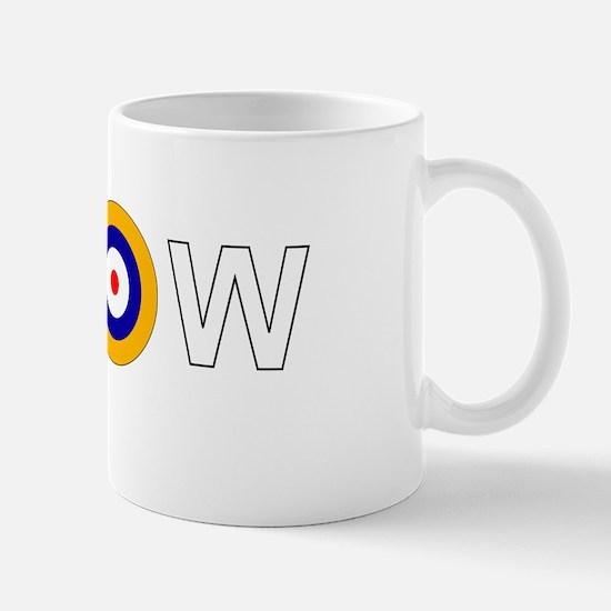 Spitfire WWII markings Mug