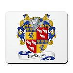 McEwan Coat of Arms Mousepad