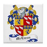 McEwan Coat of Arms Tile Coaster
