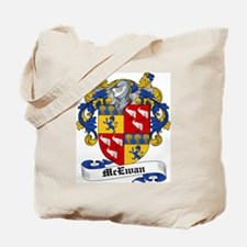 McEwan Coat of Arms Tote Bag
