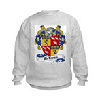 McEwan Coat of Arms Kids Sweatshirt