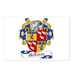 McEwan Coat of Arms Postcards (Package of 8)