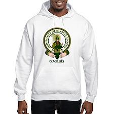 Walsh Clan Motto Jumper Hoody