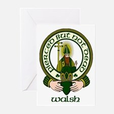 Walsh Clan Motto Cards (Pk of 10)
