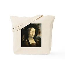 Ginevra De Benci Tote Bag