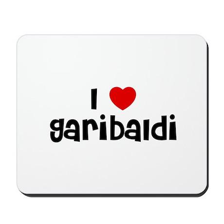 I * Garibaldi Mousepad