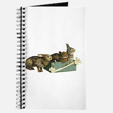 Three Bunnys Journal