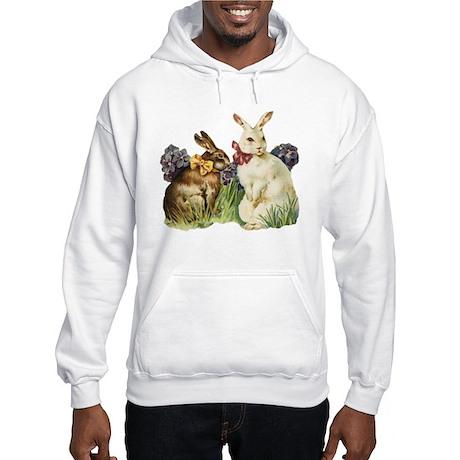 Easter Bunnys Hooded Sweatshirt