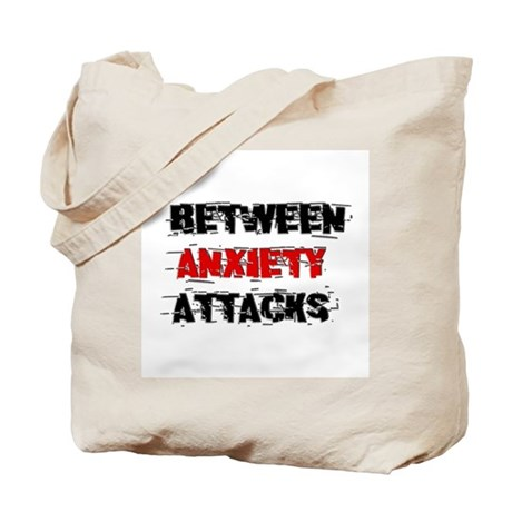 Anxiety Attacks (1) Tote Bag