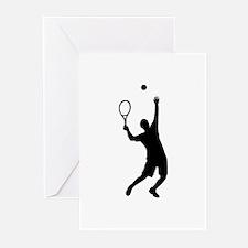 Tennis Greeting Cards (Pk of 10)
