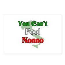 You can't fool Nonno Postcards (Package of 8)