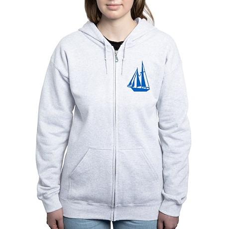 Sailing Women's Zip Hoodie