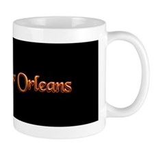 Colorful Antique New Orleans Mug
