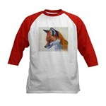 Animal (Front) Kids Baseball Jersey