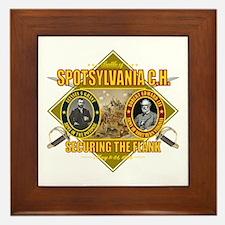 Spotsylvania C.H. Framed Tile