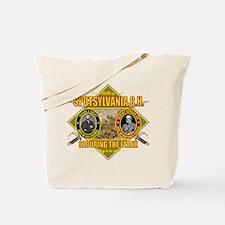Spotsylvania C.H. Tote Bag