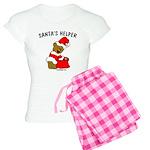SANTA'S HELPER Women's Light Pajamas