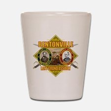 Bentonville Shot Glass