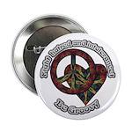 "Be Groovy Tie Dye Art 2.25"" Button (100 pack)"