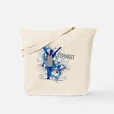 Cute Mens gymnastics Tote Bag