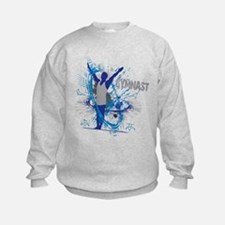 Cute Boys gymnastics Sweatshirt