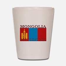 Mongolia Shot Glass