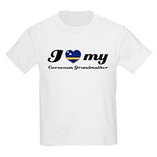 I love My Curacacoan Grandmother T-Shirt