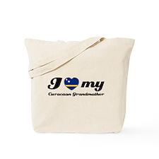 I love My Curacacoan Grandmother Tote Bag