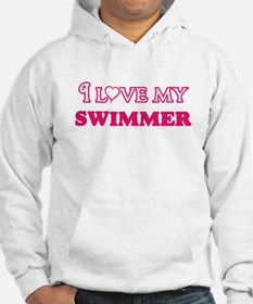 I love my Swimmer Sweatshirt