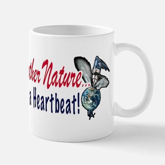 Big Oil Loves Mother Nature Mug