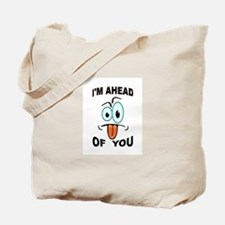 AM I STUPID? Tote Bag