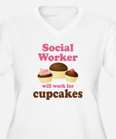 Funny Social Worker T-Shirt