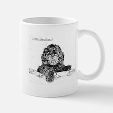 Unique Labradoodle puppy Mug