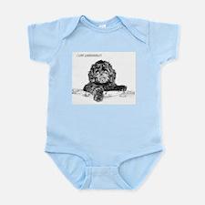 Unique Labradoodle Infant Bodysuit