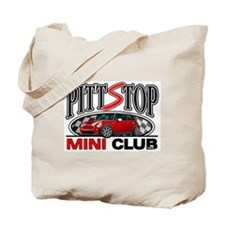 PittStop MINI Tote Bag
