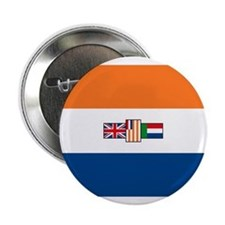 "South Africa Flag 2.25"" Button (10 pack)"