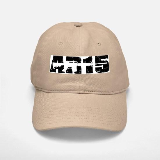 AR-15 (2) Baseball Baseball Cap