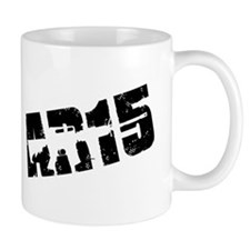 AR-15 (2) Coffee Mug