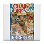 Chain Off 2011 Tile Coaster