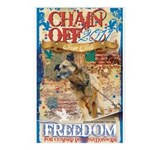 Chain Off 2011 Postcards (Package of 8)