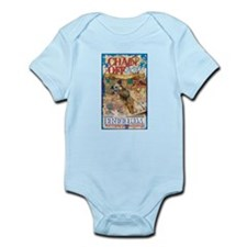 Chain Off 2011 Infant Bodysuit