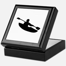 Kayak Keepsake Box