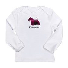 Terrier - Cunningham Long Sleeve Infant T-Shirt