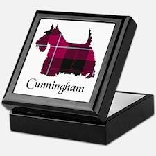 Terrier - Cunningham Keepsake Box